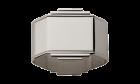 Silber Serviettenring Robbe & Berking Art Deco