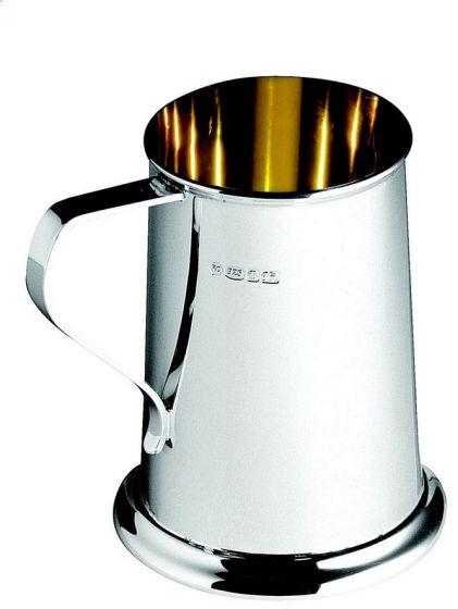 Silber Kinderbecher Taufbecher mini Bierkrug