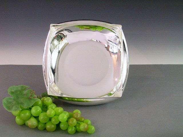 Silberschale Quadroni