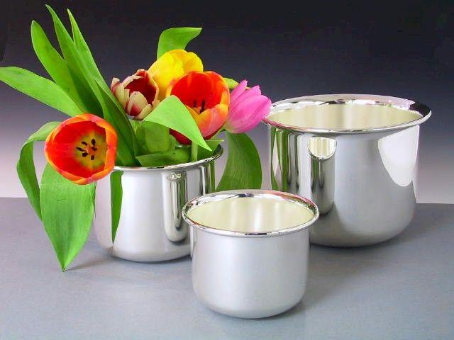 Blumentopf glatt Vasen
