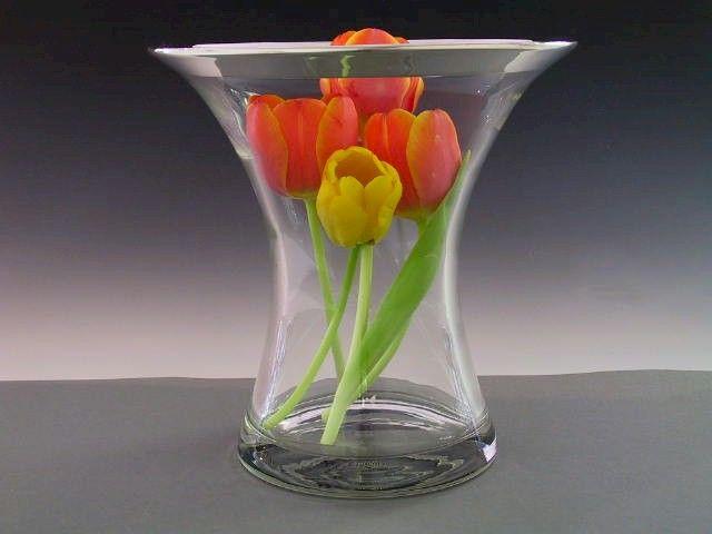 Vasen Tulip Krsitall