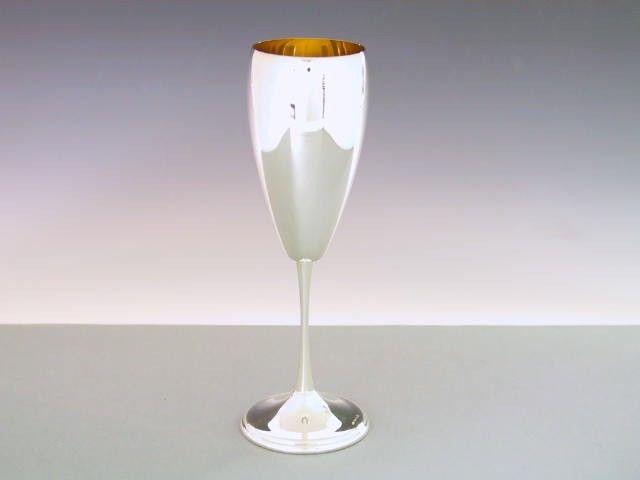 Silber Champagner Flut