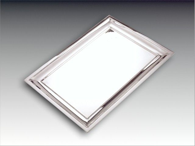 Tablett modern 50x35 cm