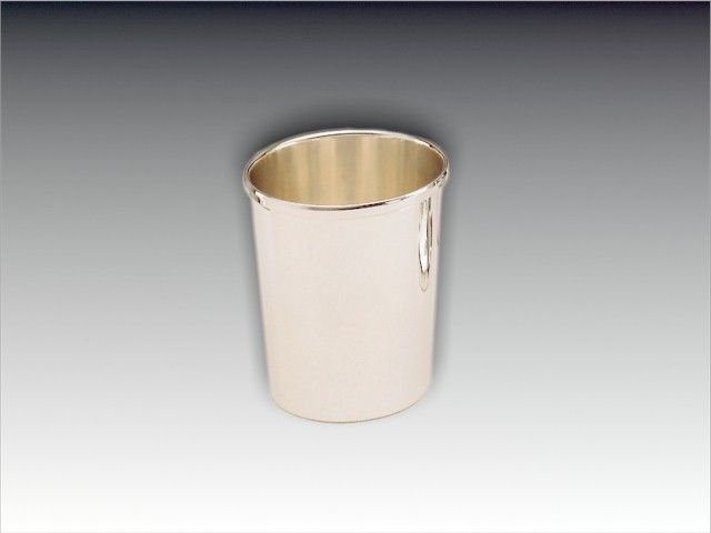 Silberbecher konisch 10 cm