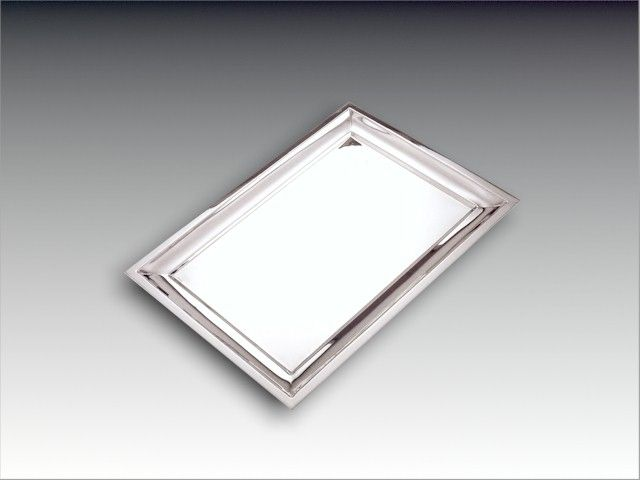 Tablett modern 26x38 cm