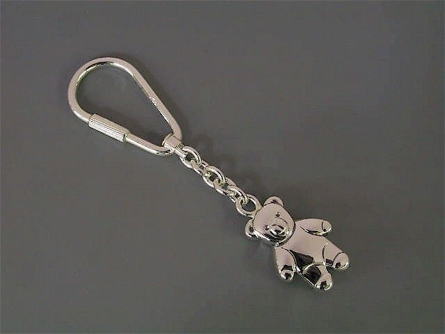 Schlüsselanhänger Teddybär klein