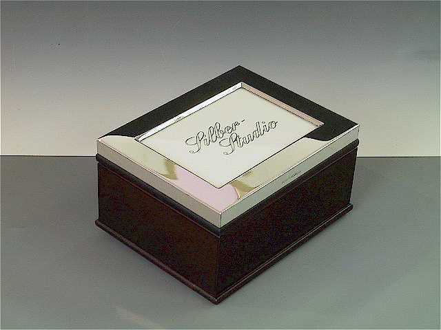 Fotobox 6x9 cm Sterling-Silber (925/000)