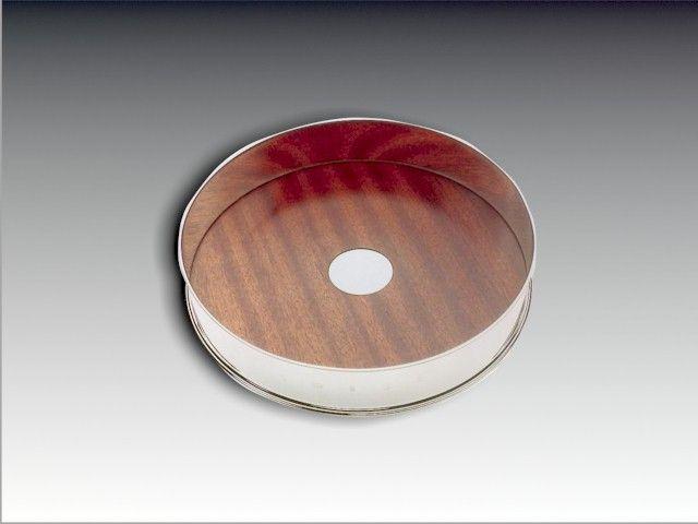 Tablett mit Holzeinlage