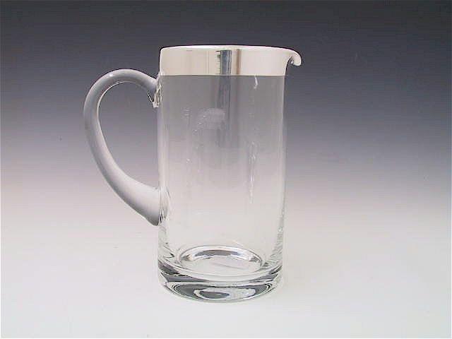 Krug glatt 1 Liter