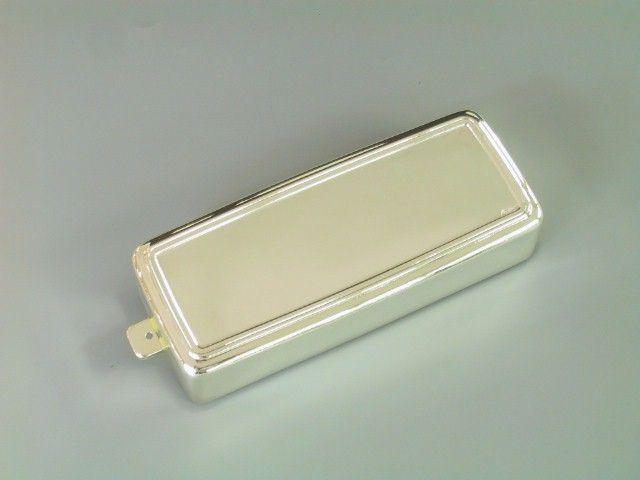 Krümelbürste echt Silber