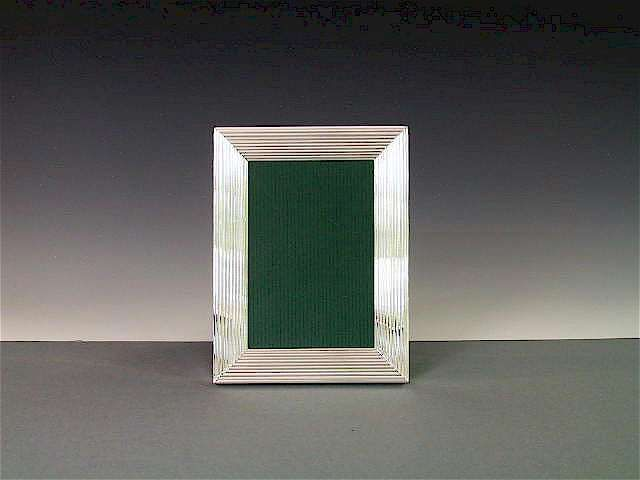Rahmen Riefen 11,5x7,7 cm