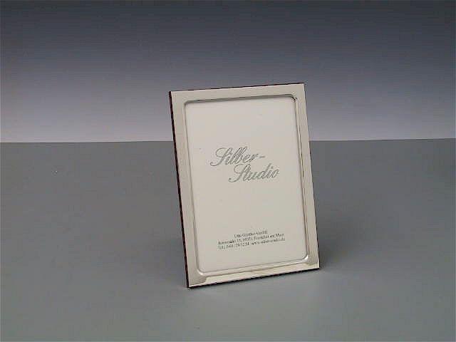 Silberrahmen schmal 9x13 cm