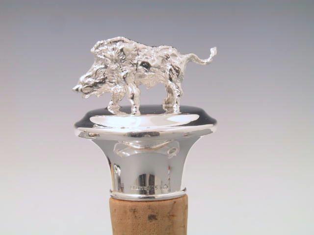 Silber Flaschenkorken Keiler