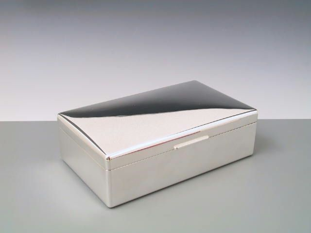 Silber Kasten groß