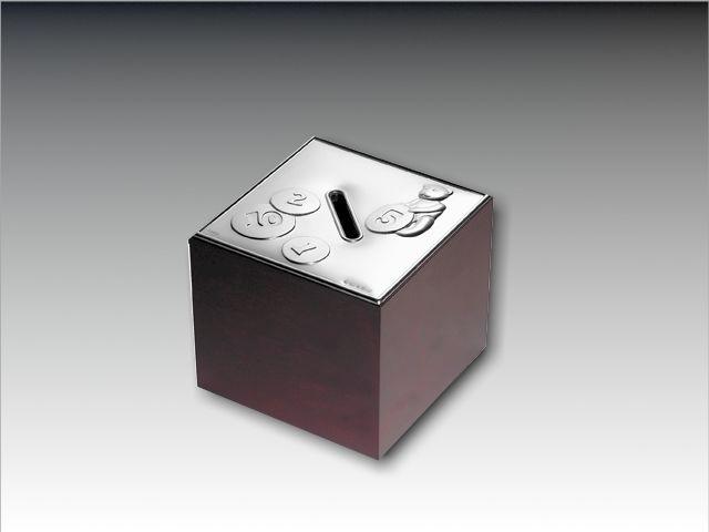 Spardose Bär Sterling-Silber