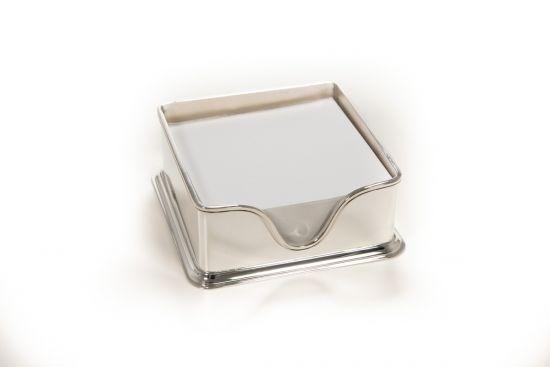 Zettelkasten Silber