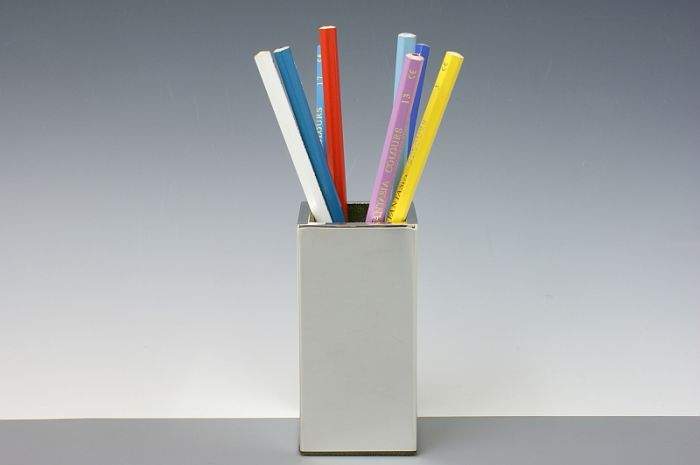 Silber Stiftebecher