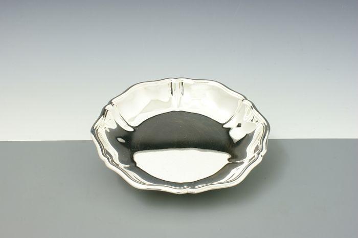 Silberschale Barock 17 cm