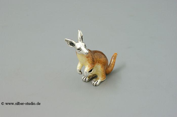 Silber Känguru klein