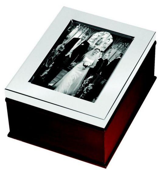 Fotobox 6x9 cm Sterling-Silber (925/000)