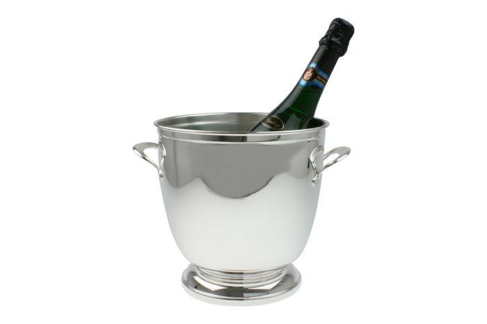 Silber Sektkühler Champagnerkühler