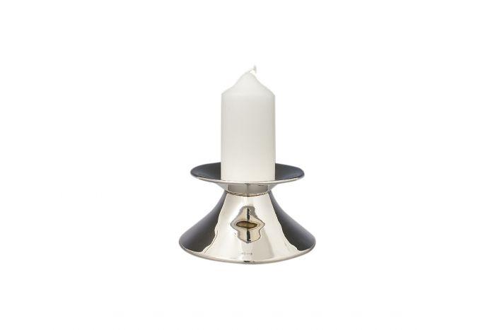 Silber Kerzenleuchter Taufleuchter groß