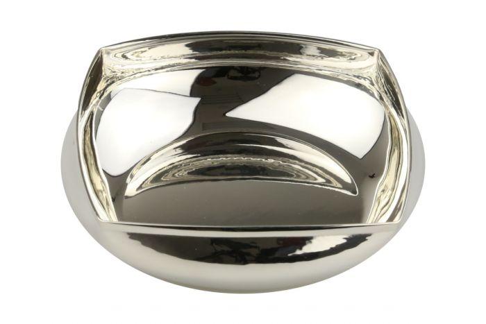 Silber - Schale quadratisch 10x10 cm