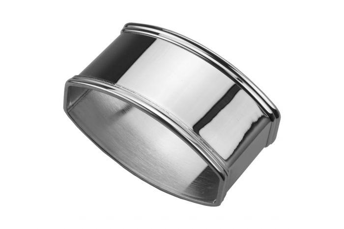 Silber Serviettenring Fadenrand 925 Sterlingsilber
