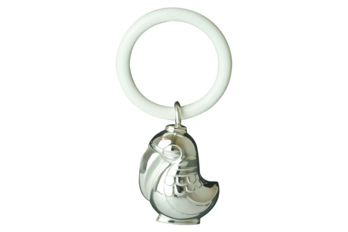 Silber Beissring Pelikan Sterling-Silber 925/000