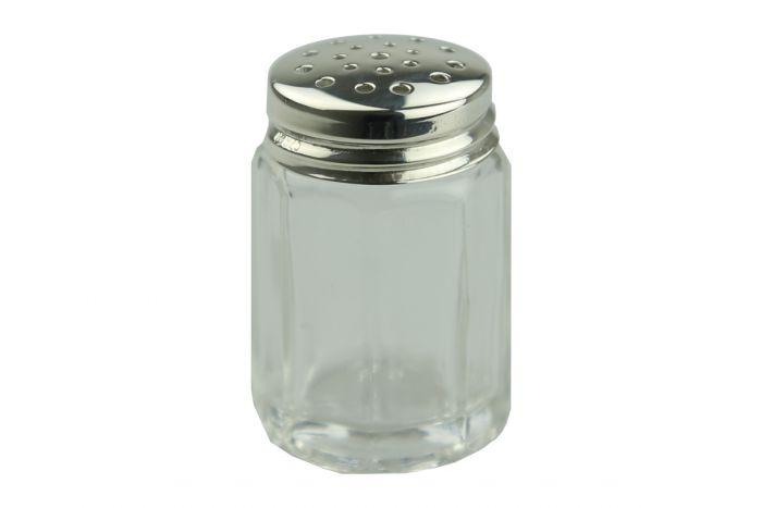 Silber Salzstreuer glattrand