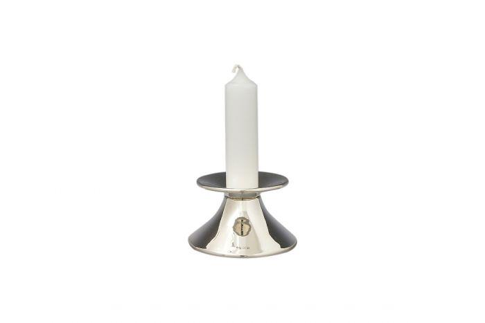 Silber Kerzenleucher Taufleuchter klein