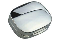 Sterling-Silber Pillendose  rechteckig