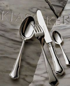 R&B Alt Chippendale Sterling-Silber