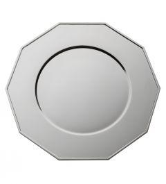 Platzteller von Robbe & Berking Alt-Spaten Sterling-Silber 925/000