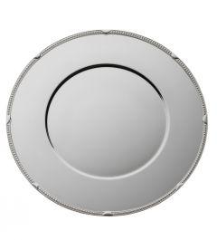 Platzteller von Robbe & Berking Französisch-Perl Sterling-Silber 925/000