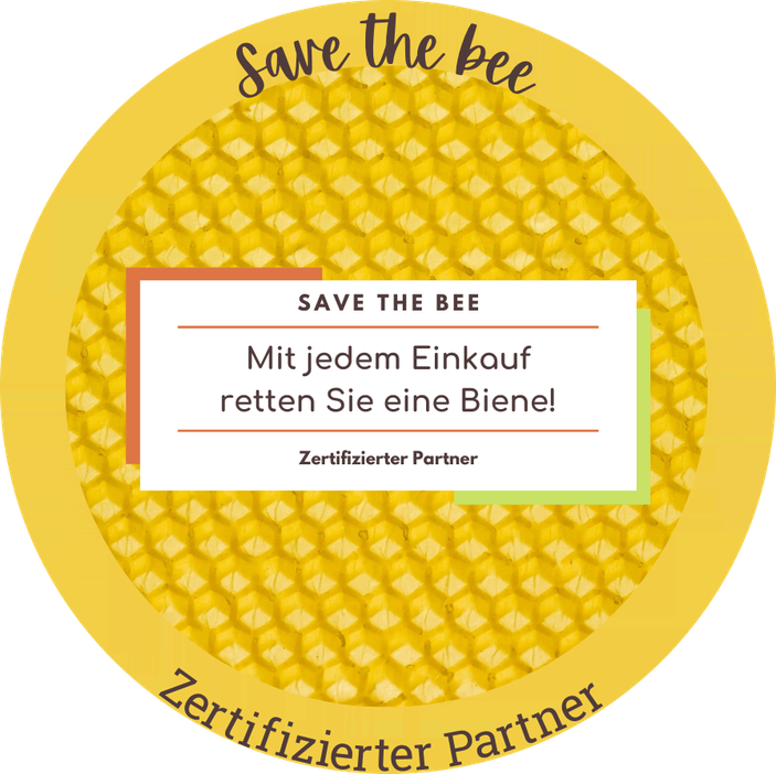 Save the bee Logo