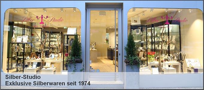 Silberwaren Aus Frankfurt Seit 1974